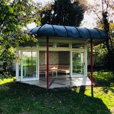 Salettl Wittmann - Johannes Spalt – Wikipedia Tiny House, Gazebo, Real Estate, Outdoor Structures, Architecture, House, Kiosk, Pavilion, Real Estates