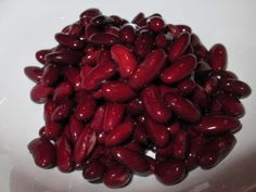 Kidney beans - full of protein, iron, zinc and potassium  www.thescottishnutritionist.com
