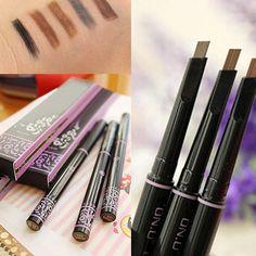 Maquiagem profissional pincel de sobrancelha automática lápis de olho cosméticos ferramenta de beleza de Design elegante alishoppbrasil