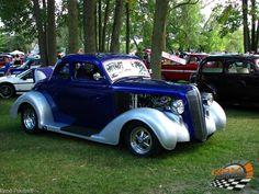 hot rod  Exposition de voitures anciennes Terrebonne