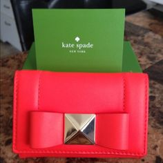 kate spade Clutches & Wallets - Kate spade wallet. NWT.