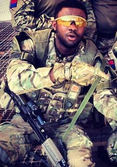 Ghanaian-Born Soldier Sues UK Military 2000000 After He Got Cold During Military Exercise   A soldier born in Ghana has sued the UK Ministry of Defence for 200000 claiming he got too cold on a military exercise in Wales.Gershon Rawlings 33 argued that his ethnicity made him more likely to suffer than other troops.According to the SunUK his lawyers claim he suffered numbness and tingling in his feet after being made to sleep outdoors in a waterproof poncho.In a writ filed at the High Court in…