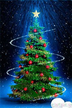 christmas images iPhone wallpaper for - weihnachten Christmas Tree Gif, Christmas Images Free, Beautiful Christmas Trees, Christmas Scenes, Christmas Background, Christmas Pictures, Christmas Time, Christmas Decorations, Christmas Cookies