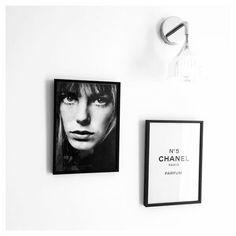 Décoration murale en noir et blanc,des photographies en noir et blanc,  Black & white photography