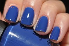 Royal Blue - Love it. 