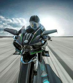 2015 NINJA H2™R Ninja H2™R / H2™ Motorcycle by Kawasaki