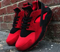 sneakers for cheap 7e90f c0274 Nike Air Huarache Love and Hate Pack sneakers