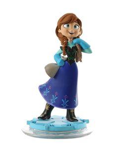 Figurine Anna - Disney Infinity France
