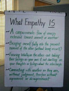 #empathy