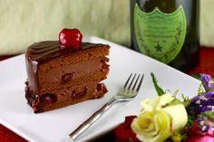 Pinterest chocolate desserts alcoholic desserts and chocolate cakes