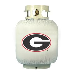 Georgia Bulldogs White Tank Wrap #Ultimate Tailgate #Fanatics