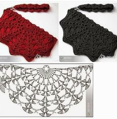 Crochet Shawl Diagram, Crochet Stitches Chart, Crochet Motif, Free Crochet, Knit Crochet, Crochet Clutch, Crochet Handbags, Crochet Purses, Hand Embroidery