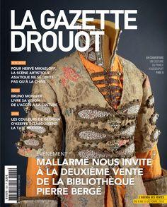 Gazette Drouot n°34, du 07/10/2016. #WebZine #ArtMarket #Mode #Style #Russie #Russian #Raspoutine #Youssoupoff