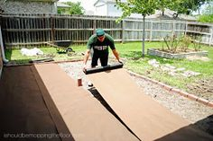 DIY Firepit Patio: Step By Step Photos And Instructions To Create Your Own