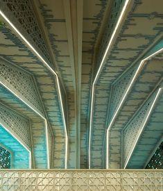 Gallery of Imam Reza Complex / Kalout Architect Studio - 5
