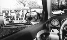 Lee Friedlander has spent 50 years chronicling America through its cars – his own and other people's, writes Sean O'Hagan