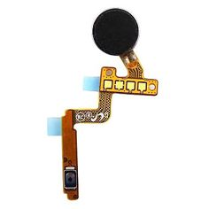 Samsung Power Button Flex Cable with Vibro Motor - оригинален резервен лентов кабел с On/Off и вибро мотор за Samsung Galaxy… www.Sim.bg