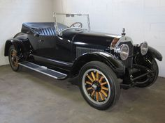 1922 Cadillac V-8 Roadster | Hershey 2011 | RM Sotheby's