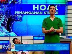 DR OZ INDONESIA EPISODE TERBARU CARA PENCEGAHAN DAN PENANGANAN STROKE  jaga sehatmu sebelum sakitmu ..#www.tanyadokterjaga.pw