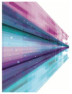 Blue and Purple-Digital Download-ClipArt-ArtClip-Digital Art