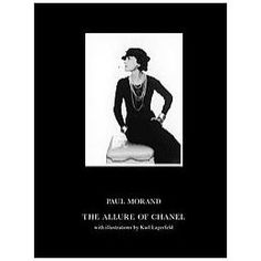 The Allure of Chanel, Paul Morand.