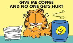 Bueno callendose con el cafe!