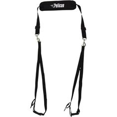 Pelican Kayak/Stand-Up Paddle Board Strap Carrier, Black