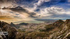 Cape Town by Giovanni Volpe on 500px