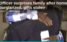 After thieves kicked down their door, stole all of their Christmas gifts, and had their dog beaten with a chair, this Atlanta family thought that their Christmas had been brutally devastated, with their emotions left in a state of shock.Things turned around quickly after Atlanta police officer Mason Mercure intervened in this amazing act of…