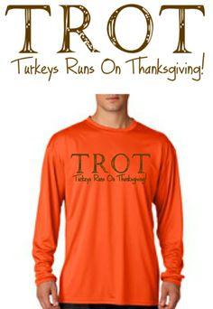 2013 turkey trot-t-shirt