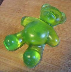 BIg ol gummy bear soap! I love it!