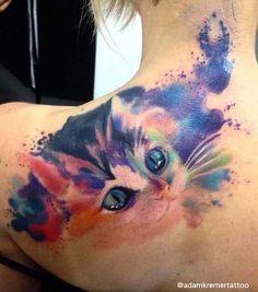 Veja lindas tatuagens de gatos que farão qualquer dono de felino se derreter e se inspirar para homenagear seu animal de estimação tão querido e fofo.