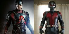 Atom vs Ant-Man: The Biggest Little Heroes