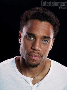 Michael ealy eye color