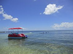 Enjoy the sun, sea and beach. Saipan Island, Northern Mariana Islands, Enjoying The Sun, Pacific Ocean, United States, Boat, Water, Travel, Outdoor