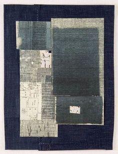 Yuko Kimura, 'Boro no. 1', 16 x 12 in, 2008 / arte, mixed media