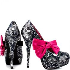 Iron Fist. I don't care for heels but I love these!!!