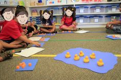 Mrs. Ricca's Kindergarten: Subtraction-- several interactive beginning subtraction lessons for k