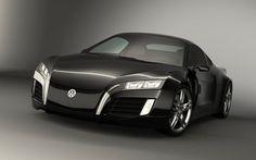 Volkswagen concept sports car