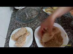 شهيوات ام وليد دجاج باني في الفرن - YouTube