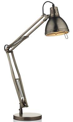 TheDar Lighting Osaka Table Lamp OSA4061 is produced by Dar Lighting. Modern contemporary table #lighting