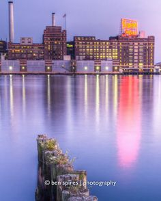 The Domino Sugars Factory Baltimore by BenSpiresPhotography