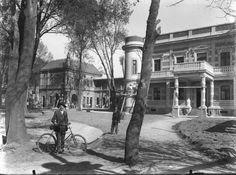 Cd. México principios del siglo XX ahora calle Sadi Carnot