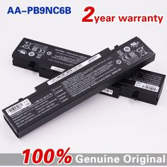 26.95$  Watch now - http://ai6cq.worlditems.win/all/product.php?id=32510170075 - Honghay Original Laptop Battery For Samsung AA-PB9NC6B PB9NS6B PB9NC6B R580 Q460 R468 R525 R429 300e4a RV511 R528 RV420 RV508