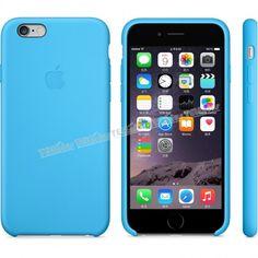 İPhone 6s Tam Korumalı Silikon Kılıf Mavi -  - Price : TL14.90. Buy now at http://www.teleplus.com.tr/index.php/iphone-6s-tam-korumali-silikon-kilif-mavi.html