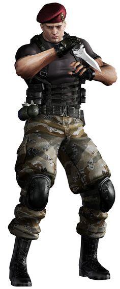 jack krauser   Jack Krauser/biography - Resident Evil Wiki - The Resident Evil ...