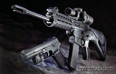 Sig Sauer's SWAT Duo: SIG556xi Carbine & P320 Pistol