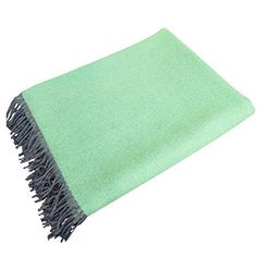 Made in Donegal Ireland with skills that have been passed down from generation to generation over a period of more than 60 years. Donegal is considered the home of Irish linen and wool products. The highly-skilled craftsmen and women that make this throw blanket are masters of the art. These... more details available at https://perfect-gifts.bestselleroutlets.com/gifts-for-holidays/home-kitchen/product-review-for-carnua-78-inch-by-57-inch-lambswool-large-throw-blanket-kiwi-gr