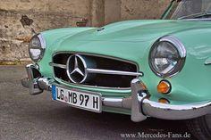 Mercedes Benz #190SL. Seen on: http://www.mercedes-fans.de/picture/picture=66101. For all your Mercedes Benz #190SL restoration needs please visit us at http://www.bruceadams190sl.com. #BruceAdams190SL.
