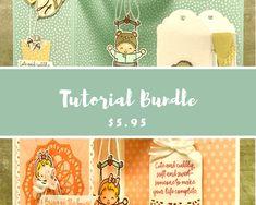Tutorial Bundle, Sweet Baby, Card Tutorials